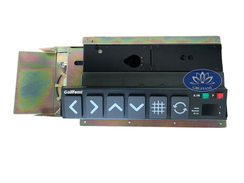 Hệ thống tự động Tee-up, Key Pad