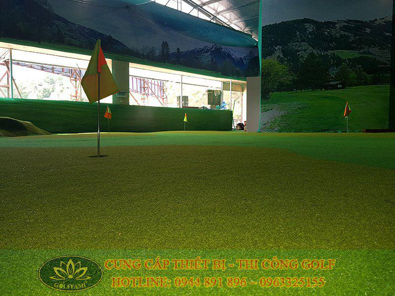 Địa chỉ lắp đặt phòng golf 3D tại Hà Nội