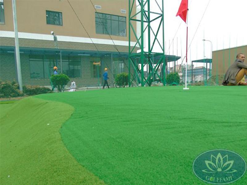 Dự án thi công sân tập golf