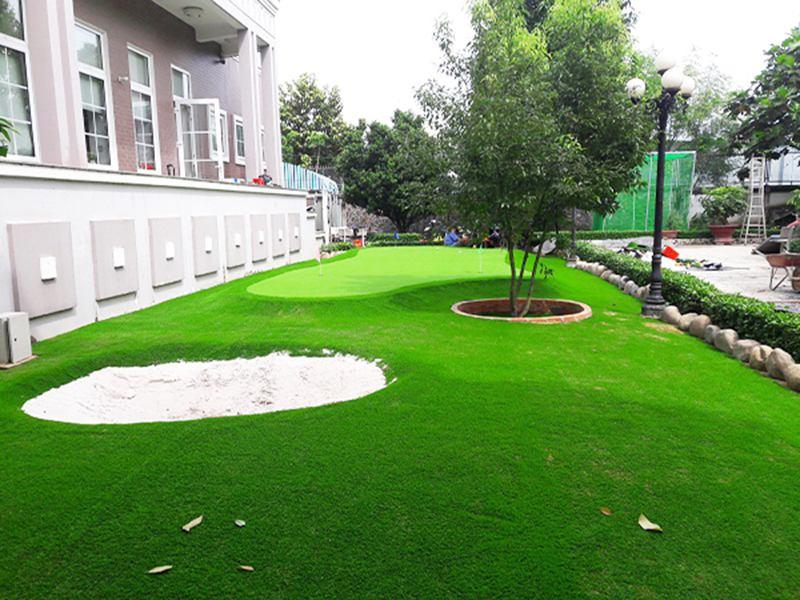 Tiêu chuẩn thiết kế sân golf mini