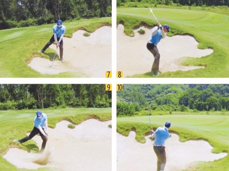 Kỹ thuật đánh golf