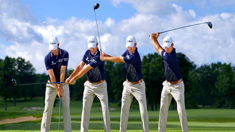 Kỹ thuật swing trong golf