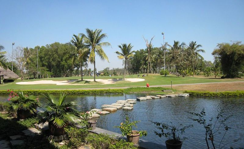 Sân golf sông bé Golf Resort