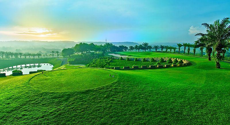 Đặc điểm sân golf Long Thành