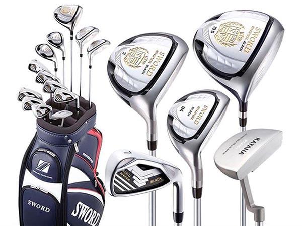 dụng cụ tập golf