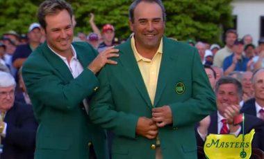 Angel Cabrera xứng đáng trở thành chủ nhân của Green Jacket