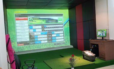 Phòng dịch vụ golf 3D và coffee tại Đà Nẵng