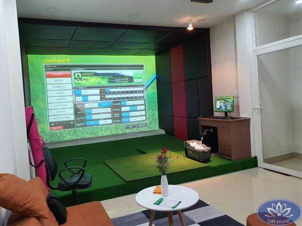 Dịch vụ chơi golf 3D trong nhà chất lượng cao