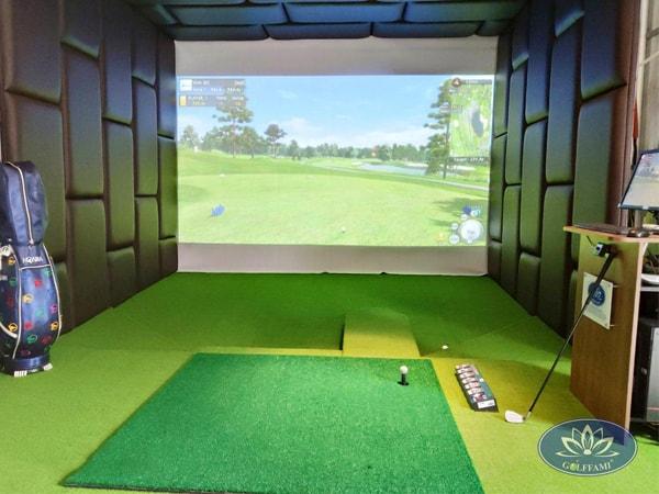 Phòng golf 3D Lạc Long Quân