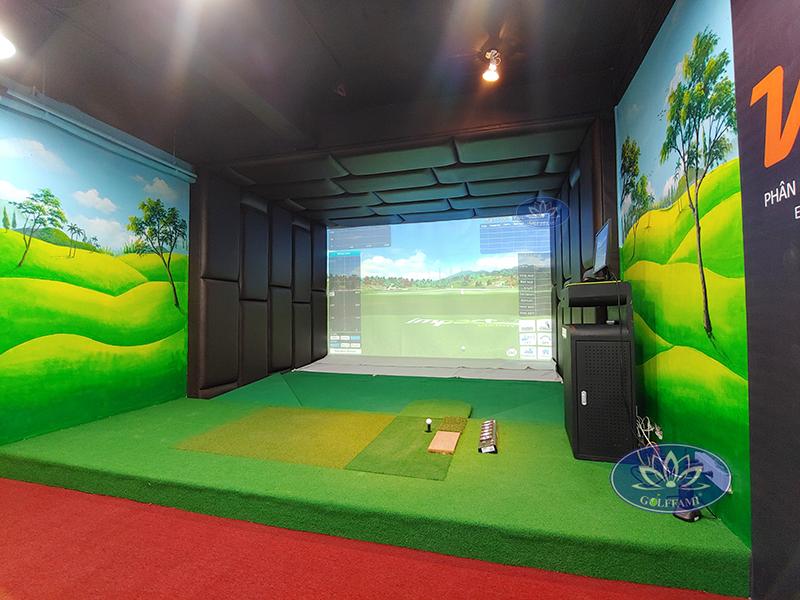 Phòng golf 3d Tất Golf Ngô Thì Nhậm