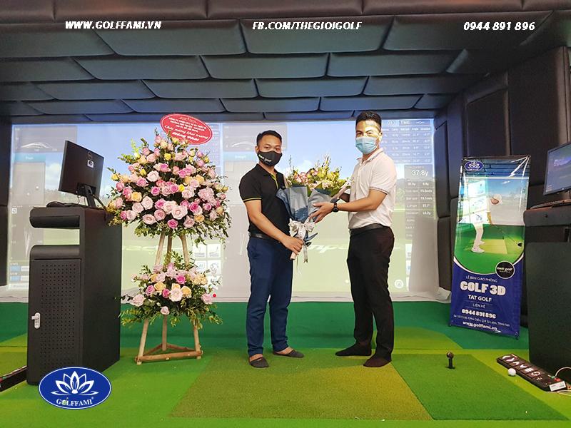 Phòng golf 3d Hà Nội