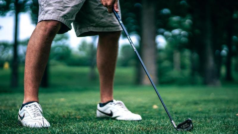 Hiệu quả bất ngờ khi tập luyện không dùng bóng golf