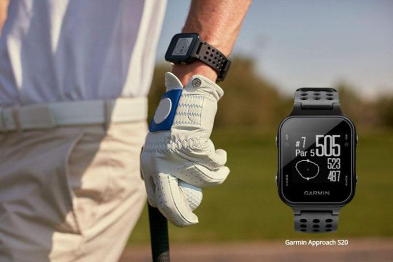 công nghệ hữu ích cho golfer