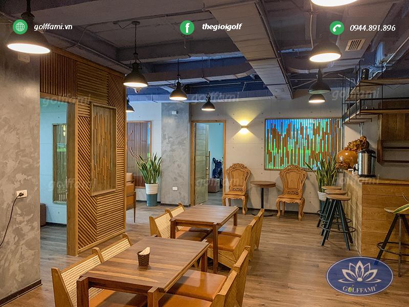 Bảo dưỡng định kỳ phòng golf 3D tại Hà Hội