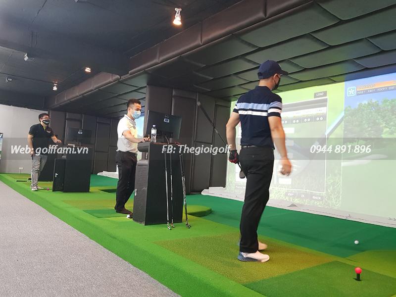 Địa chỉ học đánh golf ở Hà Nội