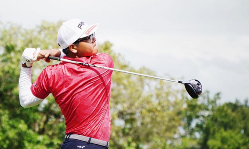 VGA xúc tiến thành lập đội golf Sea Games