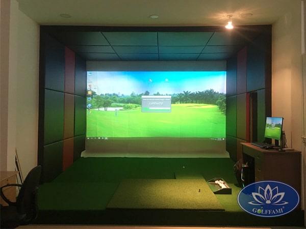 Lắp đặt phòng golf 3D tại Thủ Đức Hồ Chí Minh